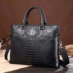 PAVA LEATHER Bags   New Fall Fashion Briefcases   Poshmark 68d1ff03c2